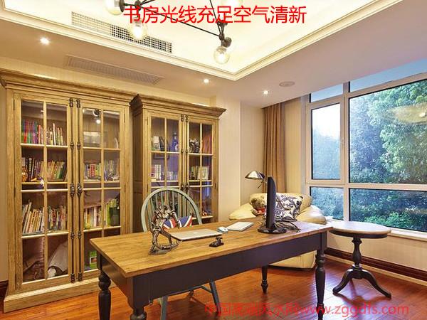 书房风水知识大全,书房应光线充足,空气清新