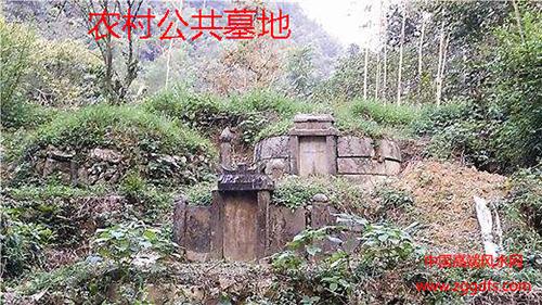 公墓一般都会选择风水好,而且风水小的区域在做为墓地